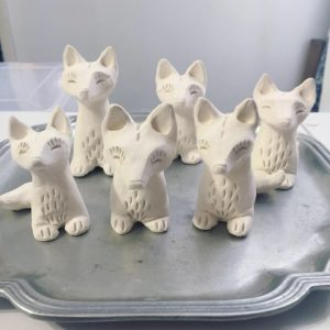 Wolf Totems Pre-Paint