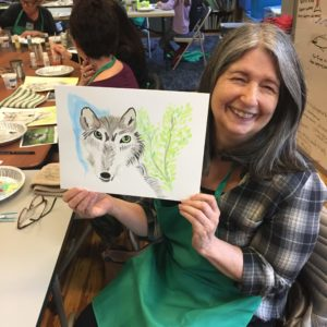 Wolf Portraits