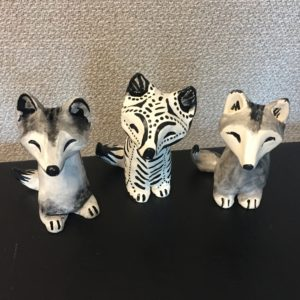 Wolf Totems